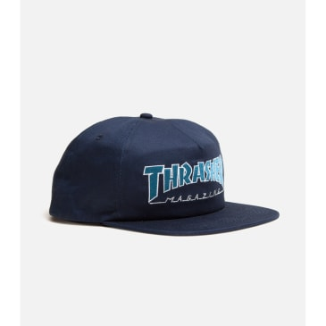Thrasher Outline Snapback Hat