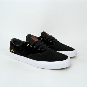 Emerica - Provost Slim Vulc Shoes - Black / White / Gum