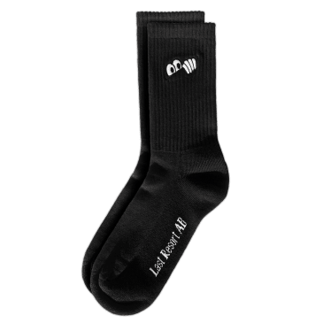 Last Resort AB - Eyes Sock - Black