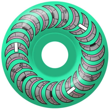 Spitfire F4 Lance Pro Classic Turquoise 99du (54mm)