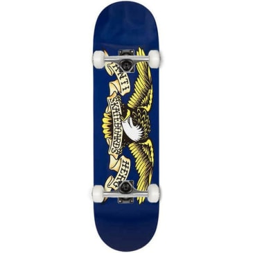 Anti Hero - Classic Eagle - Complete Skateboard - 8.5''