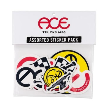 Ace Trucks Sticker Pack (14 Count)
