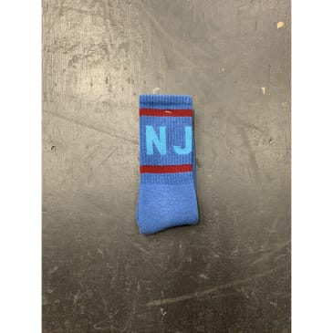"NJ - ""Letter"" Logo Sock"