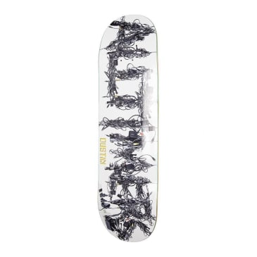Alltimers Dustin Wires Skateboard Deck - 8.5""