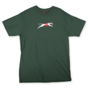 Hopps Greyhound Tee Forest