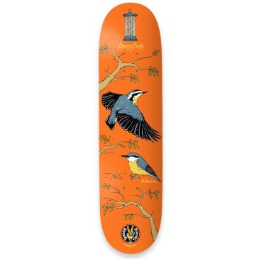 The Drawing Boards Nuthatch Deck - 8.5""