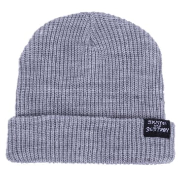 Thrasher - Thrasher Skate And Destroy Skategoat Beanie | Grey