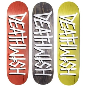 Deathwish Deathspray Veneers Deck 8.25""