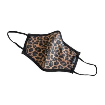 Brixton - Brixton Anti-Microbial Face Mask | Leopard