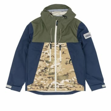 Element x Griffin Tactical Woodland Jacket - Woodland Camo