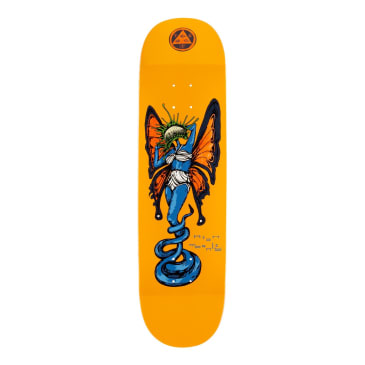 Welcome Skateboards Ryan Townley Venus on Enenra Skateboard Deck Gold - 8.5""