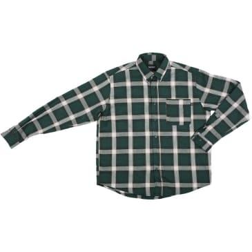 Theories Brand- Tartan Flannel Forest