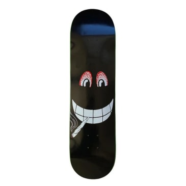"Prime - Jovontae High at Night Popsicle - Black Skateboard Deck 8.25"" 8.5"""