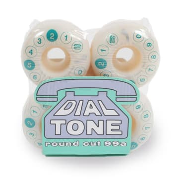 Dial Tone Wheel Co. - Dial Tone 52MM Conical Wheel Set