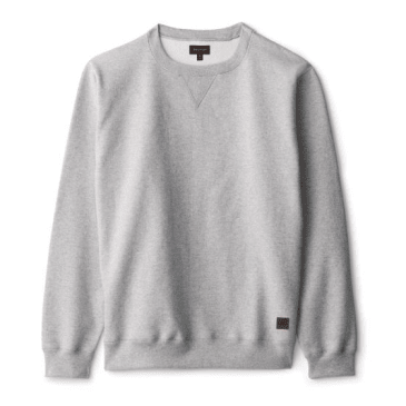 Longman II Reserve Crew | Heather Grey