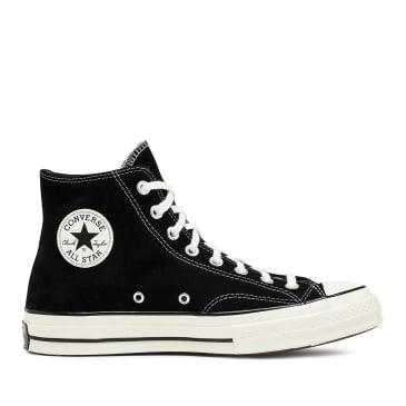 Converse Chuck 70 Hi Shoes - Black / Egret / Egret