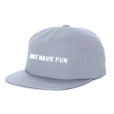 Just Have Fun - All is one strap back
