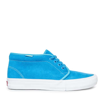Vans x The Simpsons Chukka Pro Skate Shoes - Bart Blue