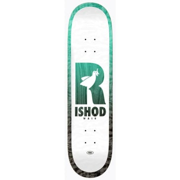 Real Ishod Be Free Skateboard Deck 8.5""