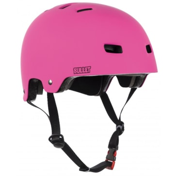 Bullet - T35 Helmet - Matt Pink - Youth Medium