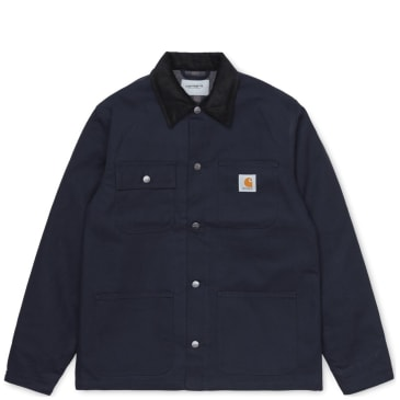 Carhartt WIP Michigan Coat - Dark Navy (Rigid)