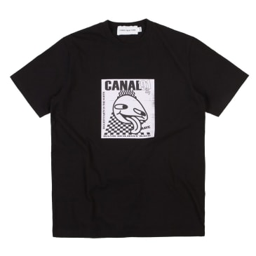 Canal New York Rave T-Shirt - Black