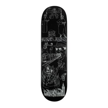 Yardsale Vizions Skateboard Deck - 8.6""