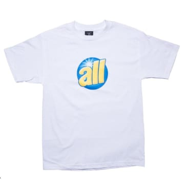Alltimers All T-Shirt - White