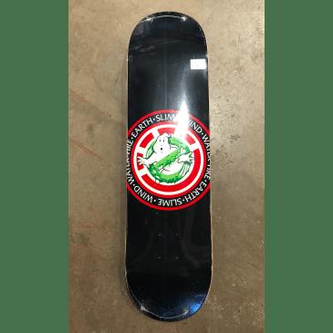 Element Ghostbusters Logo Skateboard Deck