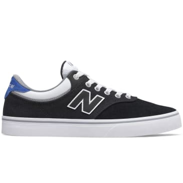 New Balance Numeric 255 Skateboarding Shoe - Black/Royal