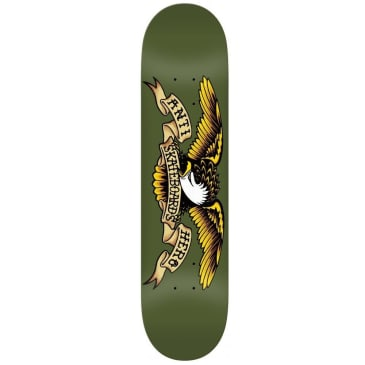 Anti Hero Classic Eagle Skateboard Deck 8.38""
