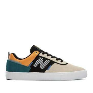 New Balance Numeric 306 Skate Shoe - Cream / Multi