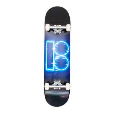 "Plan B Night Moves Complete Skateboard - 8.0"""