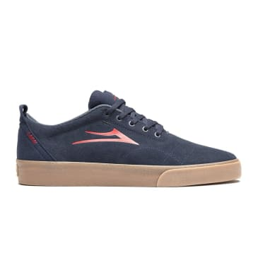 LAKAI BRISTOL - NAVY RED