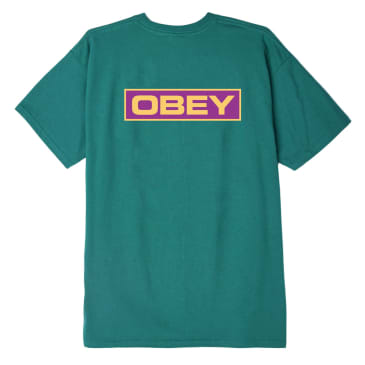 Obey Depot 2 - Teal