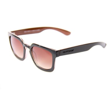Happy Hour Wolf Pup Sunglasses Gloss Brown/Black