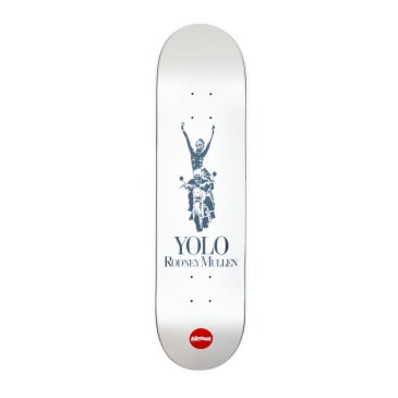 Almost Runway Rodney Mullen Deck - 8.0""