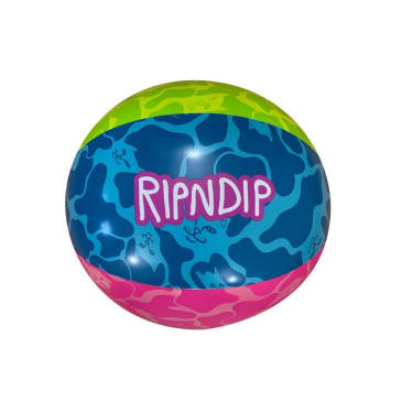 Ripndip Surfs Up Beach Ball - Multi