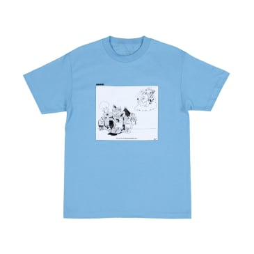 Quasi Earth A.D. T-Shirt - Blue