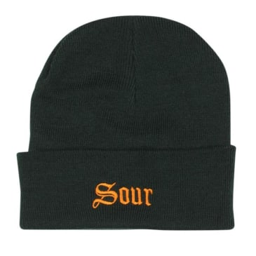 Sour GM Beanie Green