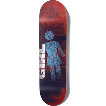 Girl Skateboards Andrew Brophy Roller OG Skateboard Deck - 8.125