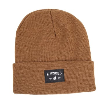 Theories Moluch Beanie Coyote Brown