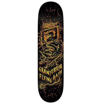 "Anti Hero ""Grant Taylor Flying Rat II"" Skateboard Deck 8.06"""