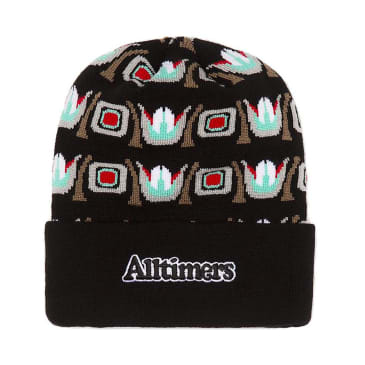 Alltimers - Grizz Beanie - Black