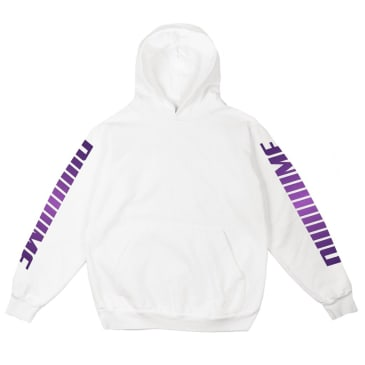 Dime Screaming Hoody White