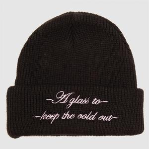 Pass-Port Cold Out Beanie black