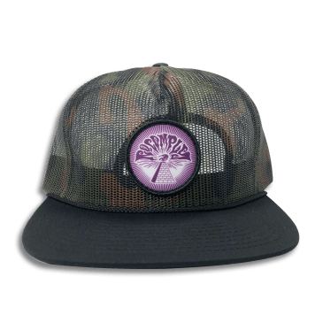 No-Comply 13th Full Mesh Hat Camo