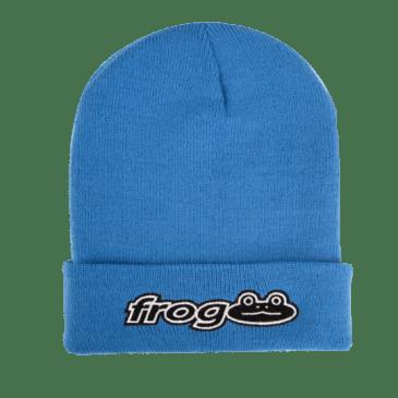 Frog Skateboards Works Beanie - Car Blue