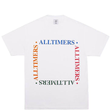 Alltimers Box Em Out T-Shirt - White