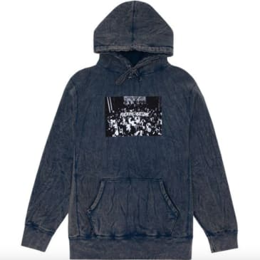 Fucking Awesome Club Hoodie - Mineral Navy